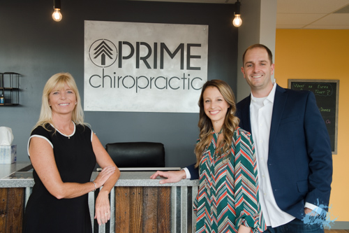 Grand opening Prime Chiropractic Neuro-Structural Restoration