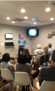 Best chiropractic office giving Prime Nutrition seminar